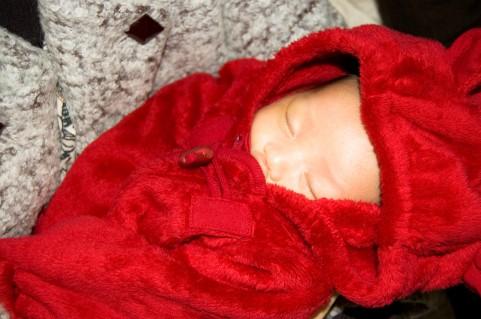 新生児の移動方法・抱っこ紐